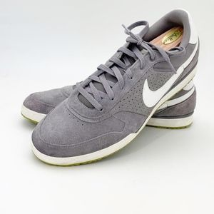 Nike Mens Size 13 Field Trainer Suede Sneakers